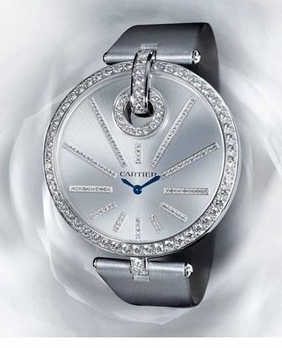 Ρολόι Captive από την Cartier